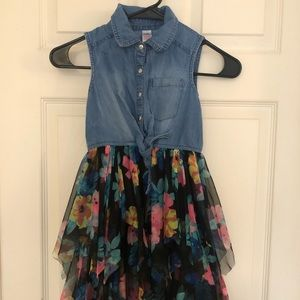 Justice girls dress